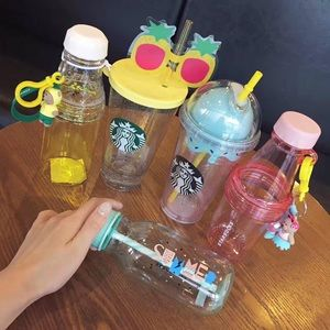 ✨Lots of Starbucks Cups for summer